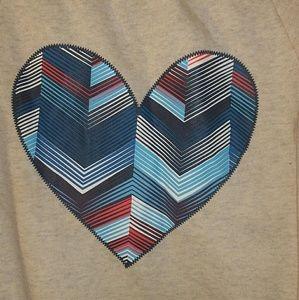 Roxy heart sweater